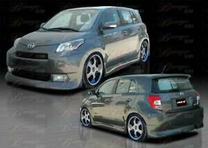 For 2008 2013 Scion Xd Presidente Style Full Body Kit By Ait Racing Authentic