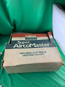 Airco Super Airco Master Welding Cutting Heating Outfit