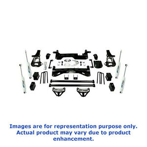 Pro Comp 6 Inch Lift Kit With Pro Runner Shocks For 01 10 1500hd K1084bp