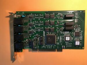 Ni Pci 8432 4 4 Channel Isolated Rs232 Board National Instruments