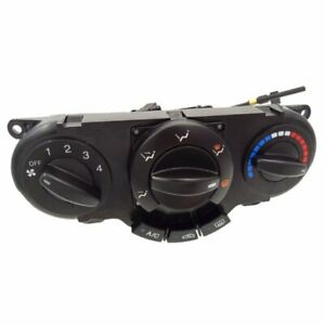 Car A c Heater Panel Climate Control Assy 96615408 For Chevrolet Lacetti Optra