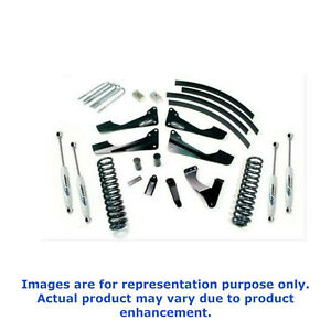 Pro Comp 6 Inch Stage I Lift Kit With Es9000 Shocks For 08 10 F 250 K4150b
