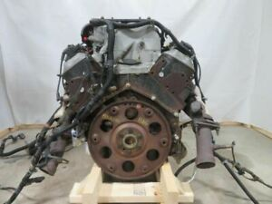 8 1 Liter Engine Motor L18 Gm Chevy 142k Complete Drop Out Ls Swap