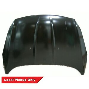 New Primed Steel Hood For 2013 2016 Ford Escape Fo1230299 Cj5z16612a