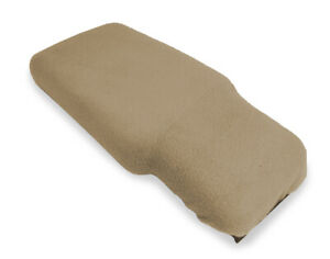 Console Lid Cover Protector Fleece For Lincoln Town Car 03 11 Beige