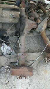 91 94 373 Ford Explorer Rear Axle Assembly Drum Rearend Assembly Limited