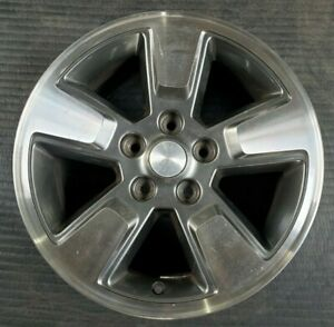 2008 2011 Jeep Leberty 16x7 Rim Wheel P N 1cg33trmaa