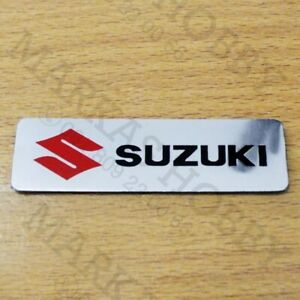 Emblem Badge Logo Suzuki Jimny Samurai Sierra Vintage Style Sticker Decal Mini