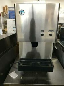 Hoshizaki Dcm 270 bah Counter Top Ice Machine With Water Valve Reconditioned