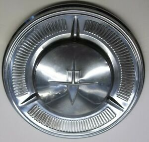 1950 s Oldsmobile Dog Dish Hubcap 10 1 2 Inch Stainless Steel