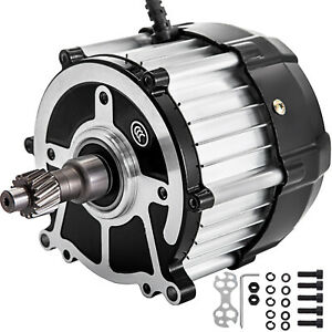48v 60v 650w Dc Brushless Differential Speed Motor Electric Tricycle Motor