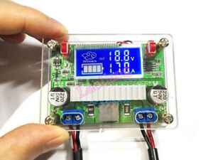 Dc dc Adjustable Boost Regulator Power Supply Module Voltage Current Lcd Display