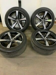 Volvo Xc90 2016 Up R Design 20 Inch Take Wheels And Tires Used