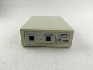 Laerdal Manikin Interface Box For Cpr Manikin Cat 390100 With Power Supply