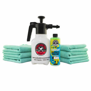 Chemical Guys Hol401 Eco Friendly Drought Buster Waterless Car Wash Wax Kit