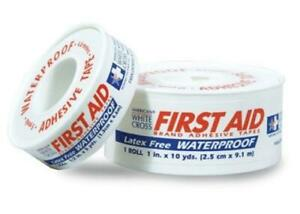 2025033 Waterproof Tape Non sterile 1 2 x 2 5 Yds