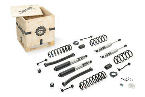 2018 2020 Jeep Wrangler Jl 3 6l 4 Door 2 Lift Kit Fox Racing Shocks Mopar Oem