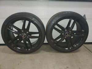 C7 Corvette Stingray Z51 Rims Tires