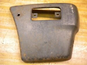1981 Chevy Luv Isuzu Pup Diesel C223 Right Hand Bumper Corner