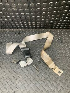 2005 Ford F250 Extended Cab Rear Center Seatbelt Seat Belt Buckle