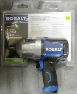 Kobalt 0 5 in 750 ft Air Impact Wrench Pneumatic Sgy air228