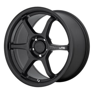 Motegi Mr145 Traklite 3 0 18x8 5 5x112 00 Offset 42 Satin Black Quantity Of 4