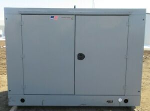 130 Kw Mtu Gm Natural Gas Or Propane Generator Genset 123 Hrs Mfg 2007