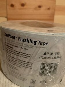 New 1 Roll 4 75 Dupont Flashing Tape Doors Windows And Other Penetrations
