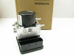 New Oem Abs Pump Module For 12 14 Nissan Frontier 4 0l 6 cyl 4wd Manual Trans
