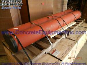 Schwing Concrete Pump Chrome Cylinders 10 10202132