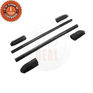 For 09 15 Honda Pilot Roof Rack Side Rails Luggage Carrier Bar Oe Style Pair Set