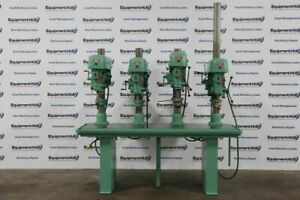 Powermatic 1200 4 Spindle Head 20 Drill Press Station