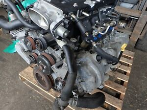 2006 Ford Mustang Saleen Supercharged Engine Ae3