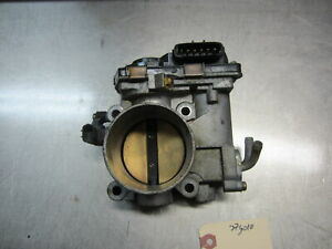 37y010 Throttle Valve Body 2008 Honda Odyssey 3 5
