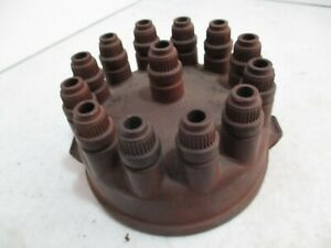 Vintage Rolls royce Phantom Iii Spark Plug Wire Connector To Distributor Cap