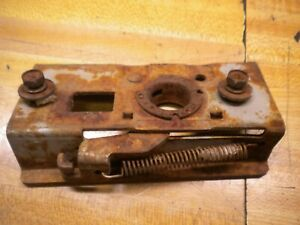1981 Chevy Luv Isuzu Pup Diesel C223 Hood Latch Mechanism