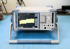 Rohde Schwarz Fsp38 9khz 40ghz Spectrum Analyzer
