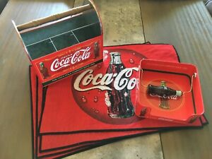UNIQUE ITEM Coca-Cola  Inflatable Tube Sled Float NOS