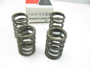 4 Perfect Circle 212 113 Engine Valve Spring 1975 1976 Ford 360 390