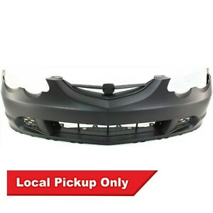 New Front Primed Bumper Cover For 2002 2004 Acura Rsx Ac1000143 04711s6ma90zz