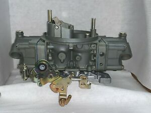 Holley 4160 List 4776 2 Double Pumper 600 Cfm Universal Carburetor Restored
