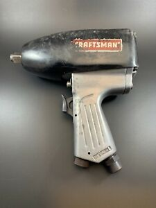 Craftsman 1 2 Drive Air Impact Wrench Tool Model 875 199870