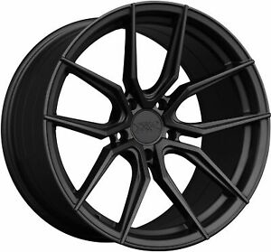 Xxr 559 19x10 5x114 3 40et Flat Graphite Wheel