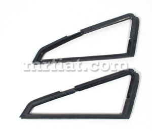 Alfa Romeo Gtv Vent Window Gasket Set New