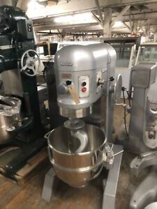 Hobart 60 Qt Mixer With S s Bowl And Attachments