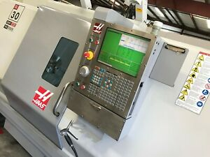 Haas Sl30t Cnc Lathe For Sale