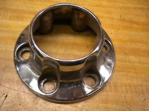 1981 Chevy Luv Isuzu Pup Diesel C223 Centercap 4wd Good Chrome