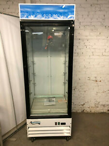 Avantco Single Door Merchandiser Cooler