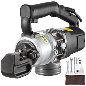 Rebar Cutter Rs 16 Electric Hydraulic 900w Low Noise Portable Round Steel Pro