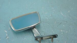 68 73 Mercedes benz W114 W115 Left Side Chrome Mirror New Old Stock